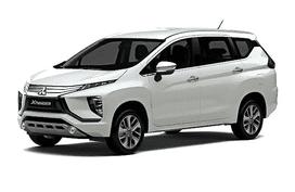 Mitsubishi Xpander Quartz White Pearl
