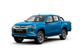 Mitsubishi Strada Impulse Blue Metallic