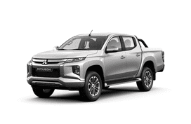 Mitsubishi Strada White Diamond
