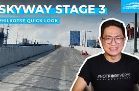Skyway Stage 3 Quick Look: 22-minute drive from NAIAX to Balintawak