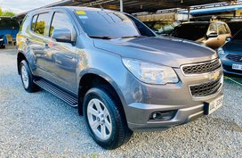 2014 CHEVROLET TRAILBLAZER DURAMAX LT AUTOMATIC FOR SALE