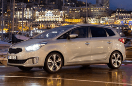 A new 7-seat Kia MPV is coming – the next Carens?