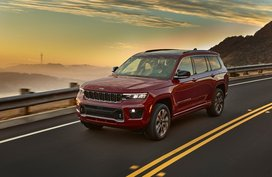 2021 Jeep Grand Cherokee officially unveiled, now offers 3rd-row seats