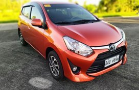 Toyota Wigo 2020 Automatic not 2019