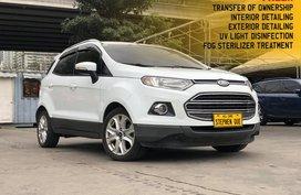 2015 Ford Ecosport Titanuim A/T Gas