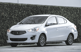 Mitsubishi Mirage G4 can be yours for P28K all-in downpayment