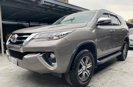 Toyota Fortuner 2017 G Gas Automatic
