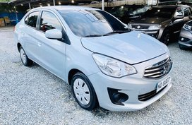 2016 MITSUBISHI MIRAGE G4 MANUAL FOR SALE