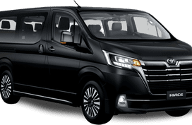 JANUARY PROMO IS WAVING! VERY LOW DP ALL NEW TOYOTA HIACE SG  ELITE 2T(2020)
