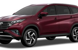 NEW YEAR PROMO! 49K ALL-IN DOWNPAYMENT TOYOTA RUSH 1.5G AT