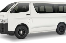 NEW YEAR PROMO! 59K ALL-IN DOWNPAYMENT TOYOTA HIACE COMMUTER ( OLD)