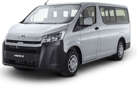 NEW YEAR PROMO! 69K ALL-IN DOWNPAYMENT TOYOTA HIACE COMMUTER DELUXE)