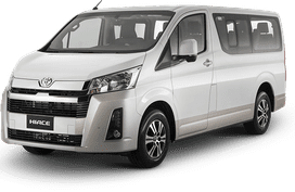 NEW YEAR PROMO! 69K ALL-IN DOWNPAYMENT TOYOTA HIACE GL GRANDIA MT(2019)