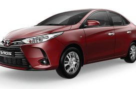NEW YEAR, NEW CAR! LOWEST DP BRAND NEW TOYOTA VIOS 1.3XLE CVT