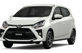 NEW YEAR, NEW CAR! LOWEST DP BRAND NEW TOYOTA MC WIGO 1.0G AT