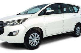 NEW YEAR, NEW CAR! ZERO DP BRAND NEW TOYOTA INNOVA J GAS MT(2020)