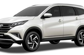 NEW YEAR, NEW CAR! LOWEST DP BRAND NEW TOYOTA RUSH 1.5G AT