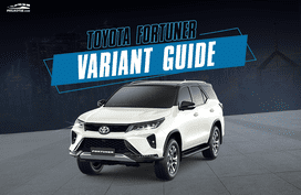 Which 2021 Toyota Fortuner variant should you buy? [Comparison Guide]