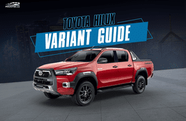 Which 2021 Toyota Hilux should I buy? [Comparison Guide]