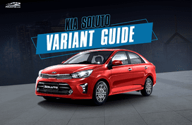 Which 2021 Kia Soluto variant should you buy? [Comparison Guide]