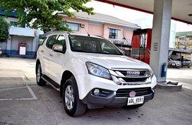2015 Isuzu MUX LSA AT 848t  Negotiable Batangas Area