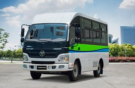 Foton Philippines to introduce three modern Jeepneys this week
