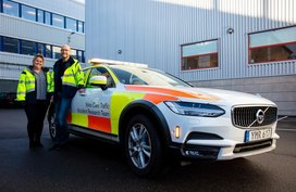 How Volvo cements its reputation in terms of safety