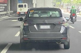 PH-spec 2021 Nissan Almera has been spotted testing twice