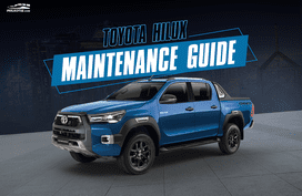 Toyota Hilux Maintenance: How much does it cost to own one?