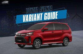 Which 2021 Toyota Avanza variant should you buy? [Comparison Guide]
