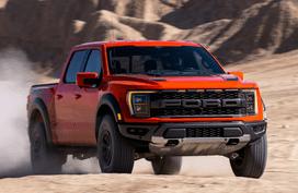 2021 Ford F-150 Raptor debuts: Raptor R coming soon
