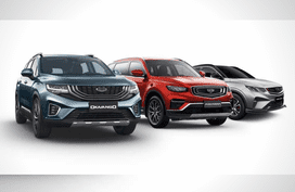 Geely PH price to increase soon due to DTI's safeguard tariff
