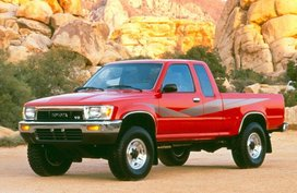 Toyota Hilux 5th-gen: Tough, simple, and practically indestructible
