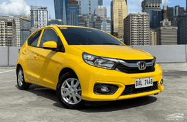 Honda Brio tops company's best-sellers in 2020 in the Philippines