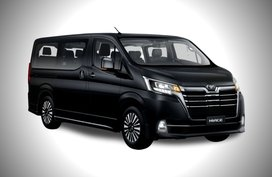 Toyota Hiace Super Grandia Elite 2.8 AT