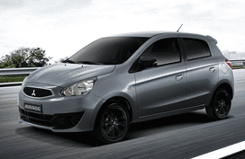 Mitsubishi PH streamlines Mirage hatchback lineup to just two variants