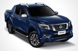 Nissan Navara gets P120K cash discount this February