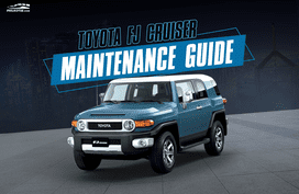 Toyota FJ Cruiser Maintenance: How much does it cost to own one?