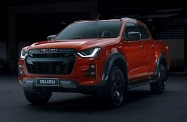 PH-spec 2021 Isuzu D-Max could come with eight trim levels