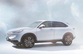 2021 Honda HR-V debuts with new sleek look