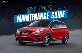Geely Coolray Maintenance: How much does it cost to own one?