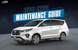 Toyota Innova Maintenance: How much does it cost to own one?