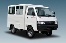 Suzuki PH supports Marikina City with 3 Super Carry units