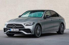2021 Mercedes-Benz C-Class debuts in two body styles, mild-hybrid tech
