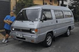 Owner of 1997 Mitsubishi L300 Versa Van shares driving experience