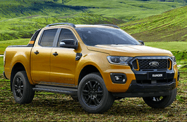 Ford vehicle prices updated due to safeguard tariff, excluding the Ranger Raptor
