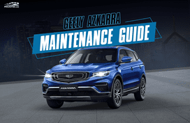 Geely Azkarra Maintenance: How much does it cost to own one?