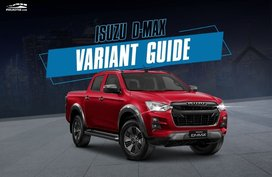 Which 2021 Isuzu D-Max variant should you buy?[Comparison Guide]