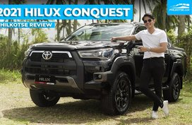 2021 Toyota Hilux Conquest 4x2 Review: Handsome and more | Philkotse Philippines