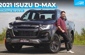 2021 Isuzu D-Max Quick Look (with driving impressions): All new and ready for you!